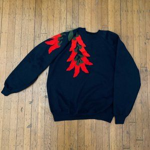Vintage Chili Pepper Crewneck